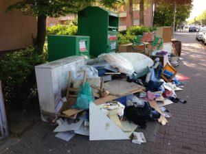 Wilder Müll: Mit Anliegenmanagement kann die Beseitigung deutlich schneller erfolgen